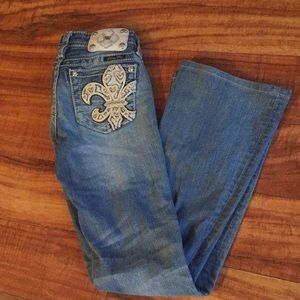 Miss Me jeans size 12 girls